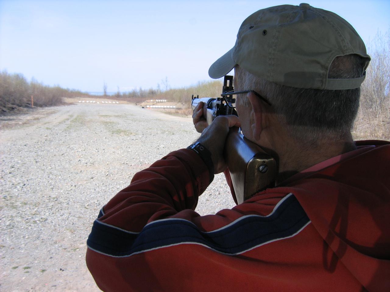 Jon Zanis shoots Bang and Clang